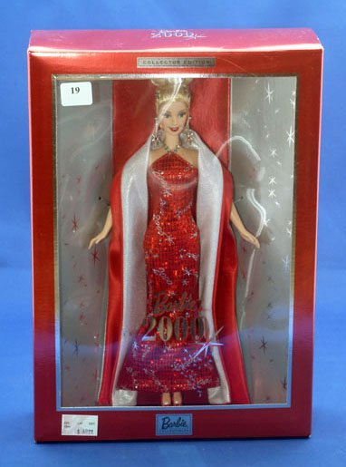19: 2000 COLLECTIONS EDITION BARBIE