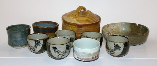 4: Misc Pottery Pieces