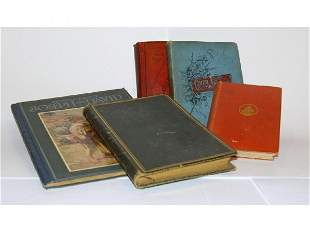 5 Early Books