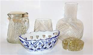 Delft & Misc Glass