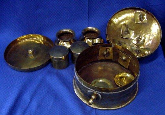 1: Indian Brass