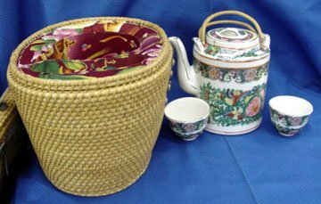 2: Contemporary Chinese Tea Service