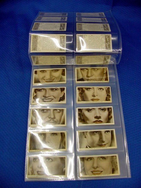 12: Tobacco Cards