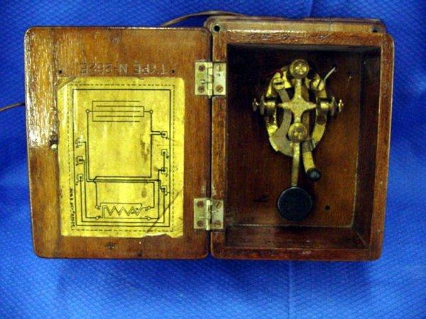 23: Northern Electric Telegraph Box