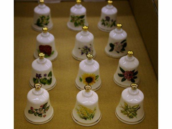 15: Danbury Mint Bells