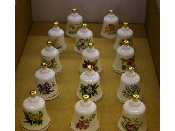 17: Danbury Mint Bells