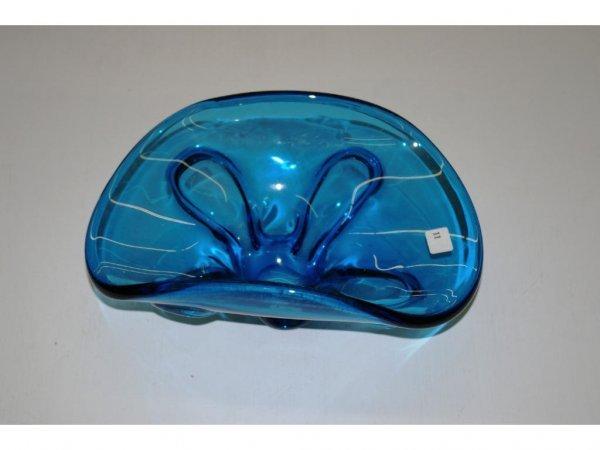1011: Art Glass Bowl