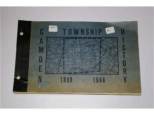 Camden Township History (1800 - 1968)