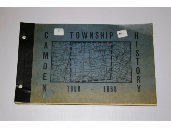 1016: Camden Township History (1800 - 1968)