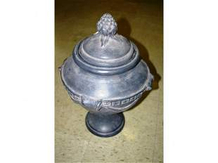 Covered Urn Foundry Mold