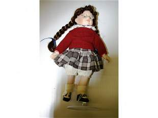 "Teacher's Pet ""Lisa"" Doll - Lasting Impressions"