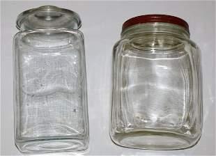 Pair of Storage Jars