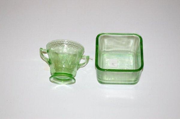 10: Depression Glass