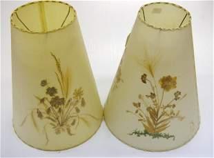 Two Dornbusch Lamp Shades