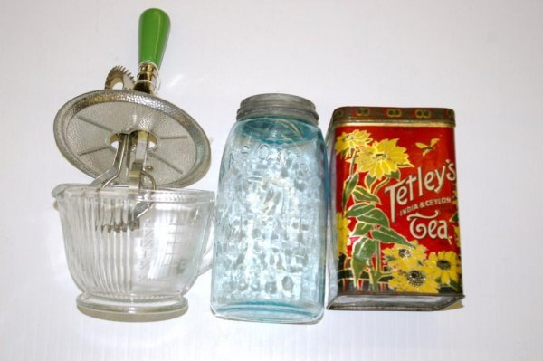 9: Miscellaneous Kitchen Items