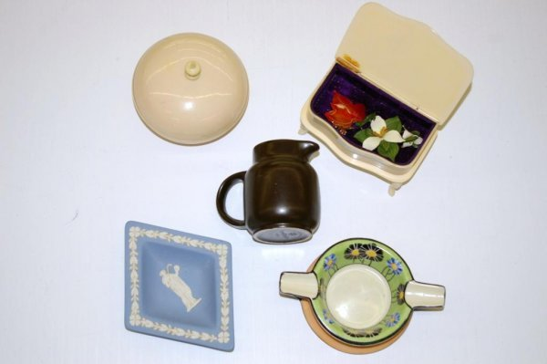 16: Miscellaneous Small Dishes