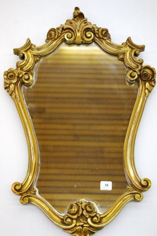 18: Durwood Hall Mirror