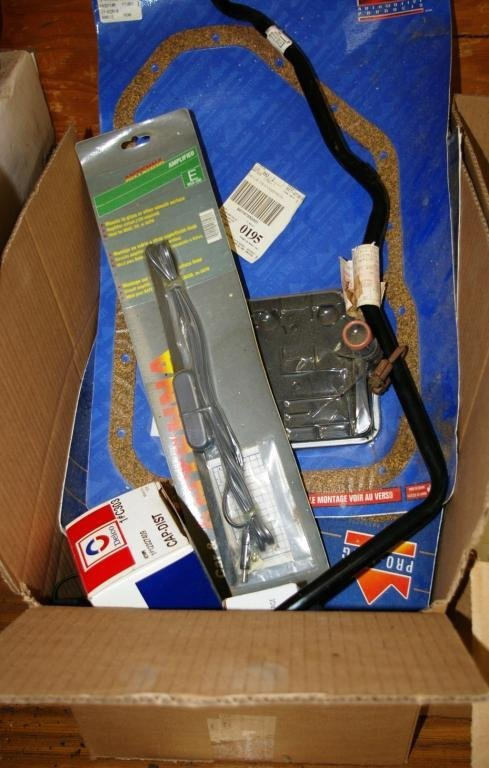 605: Miscellaneous Auto parts