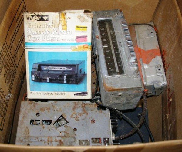 608: Misc. Car Radios