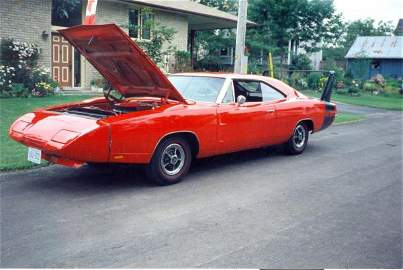 684: 1969 Dodge Special Edition Daytona
