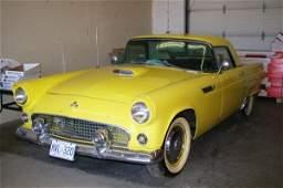 685: 1955 Ford Thunderbird