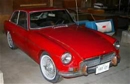686: 1967 MGB (GT)