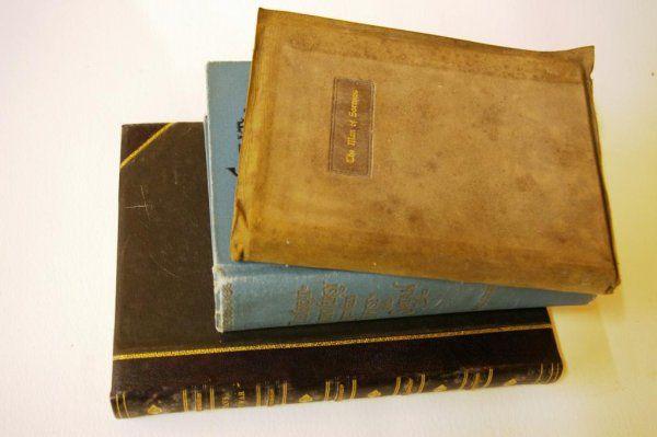1036: Three Religious Books