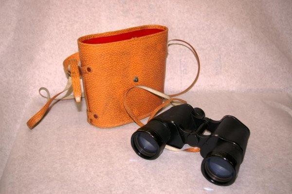 4: Pair of Kurt Muller Binoculars 7x50 In Case