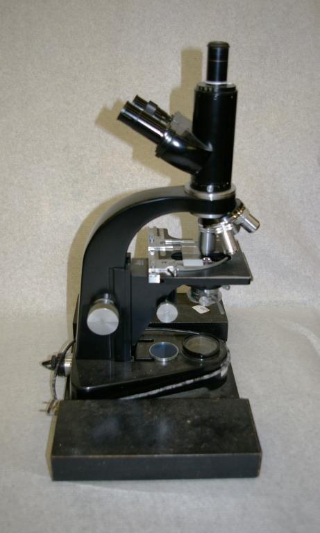 5: Precision Microscope - Leitz