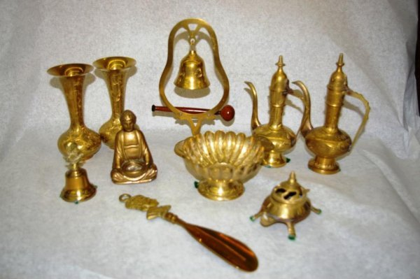 20: Collection of Brass
