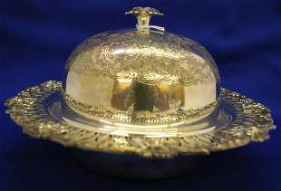Silver Plated Muffineer