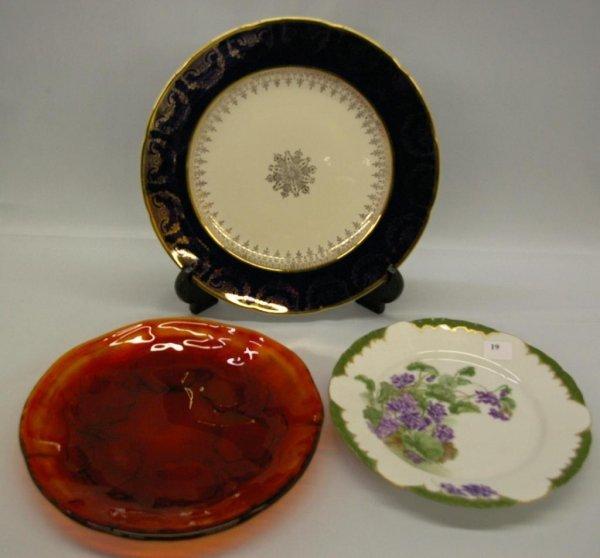 1019: Miscellaneous Plates