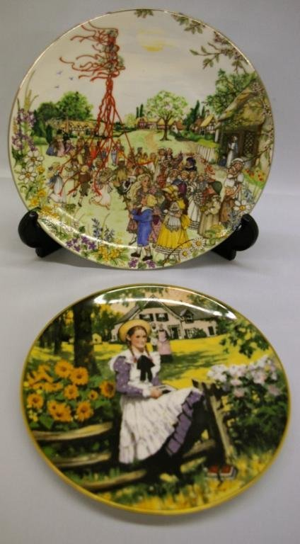1020: 2 Collector Plates