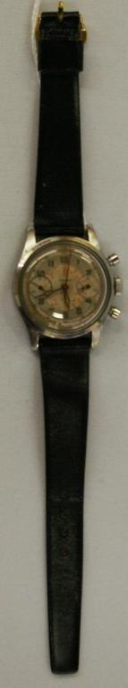 1199: Solar Rolex Wristwatch