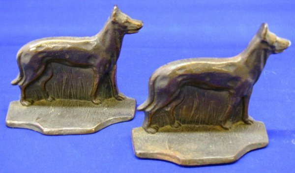 8: Dog Cast Bookends