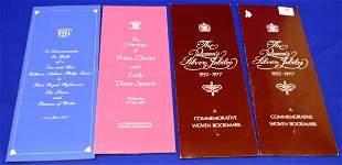 Wedgwood Royalty Bookmarks