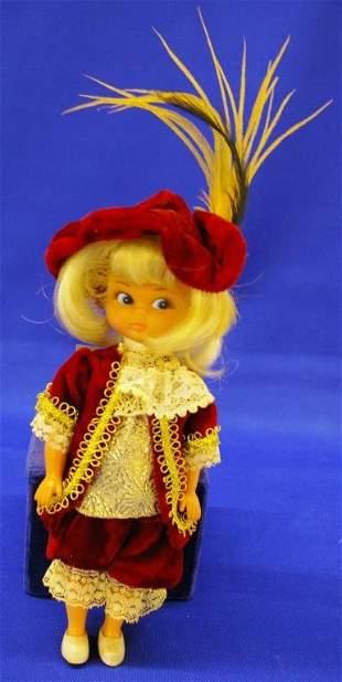 Authentic Gadabout Doll