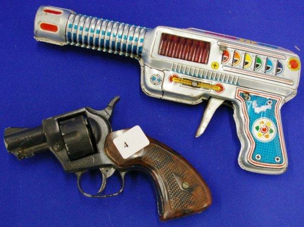 Child's Toy Pistol