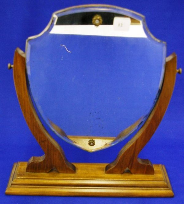 Shield Style Dresser Mirror