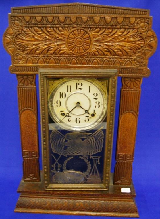Gingerbread Clock,