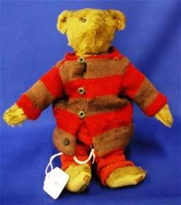 248: Early Steiff Bear