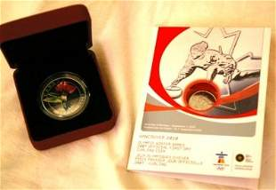 Two collectible coins