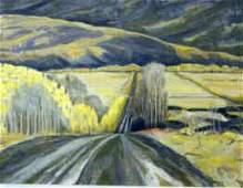 491: John Snow, RCA, Oil on Canvas