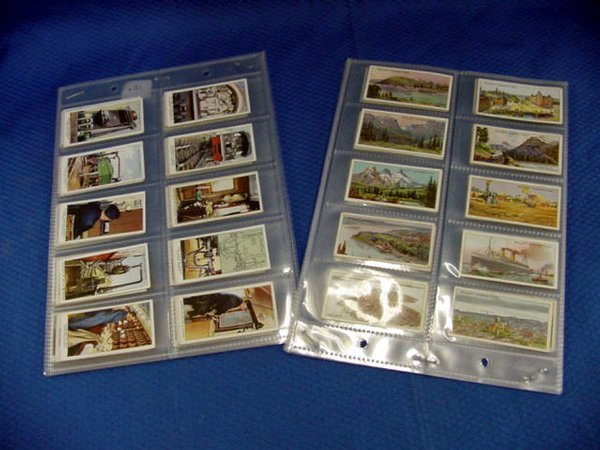 10: Tobacco Cards