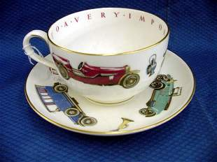 Royal Worcester Cup & Saucer