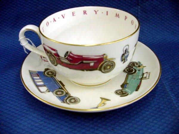 22: Royal Worcester Cup & Saucer