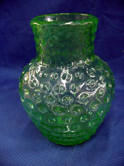 24: Hob Nail Vase