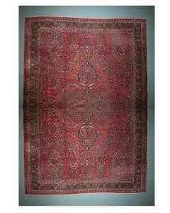 450: Persian Antique Sarouk
