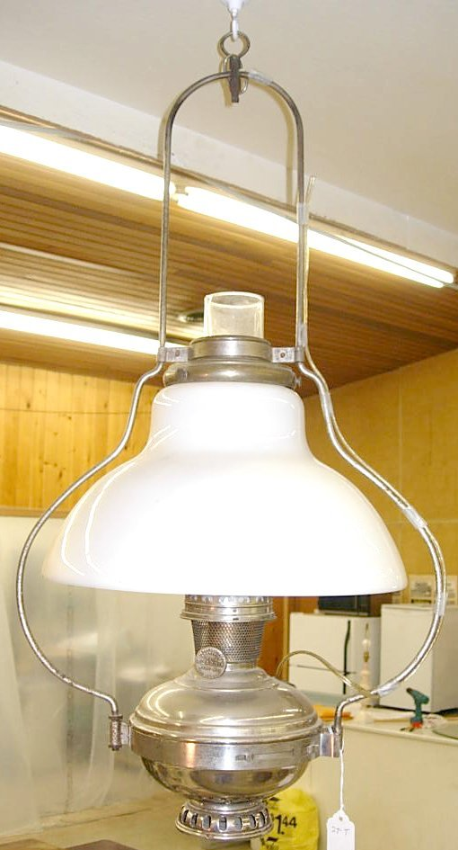 14: Aladdin Model #6, 1915 - 16, The Mantel Lamp Co. of