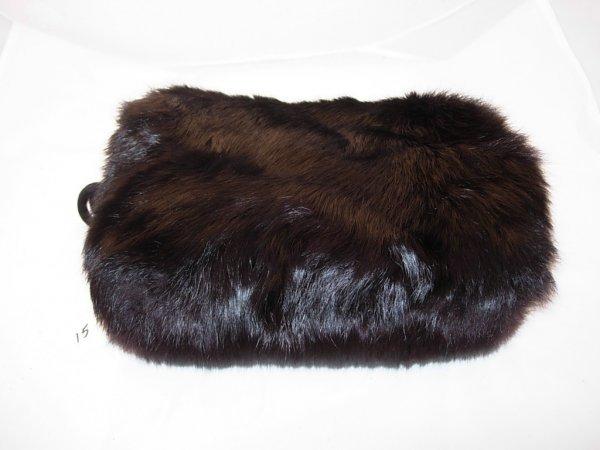 1015A: Small fur muff